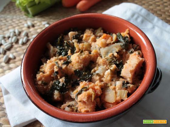 Zuppa di pane toscana (Ribollita)