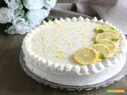 Torta delizia al limone – versione furba