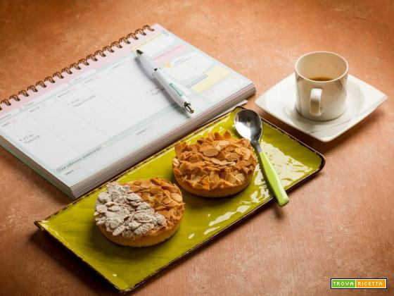 Torta di mandorle al mais bianco : la merenda ideale