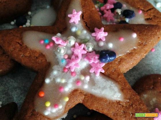 I Biscotti di Babbo Natale! Ed il mio post Tuscanycious