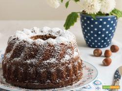Ciambella alle nocciole – Hazelnut Bundt Cake