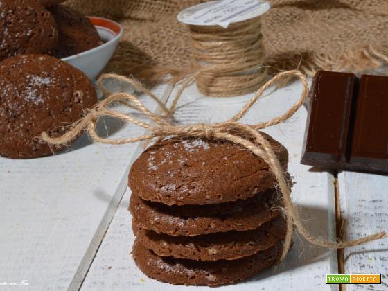 Biscotti di pane di segale al cioccolato Jamie Oliver