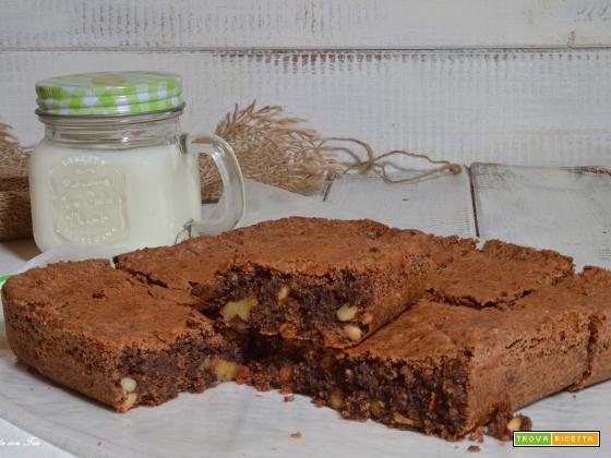 Brownie ricetta infallibile
