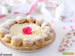 Torta saint honorè | Sweet moments ricette