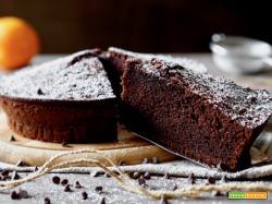 Torta Soffice al Cioccolato e Arancia