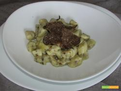 Ricetta – Gnocchi di patate al tartufo