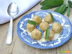 Canederli al formaggio – ricetta originale tirolese