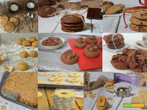Ricette biscotti facili e veloci