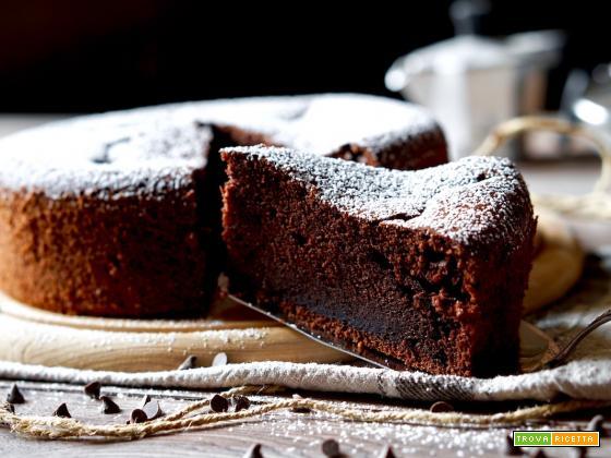 Torta Fluffosa al Caffè