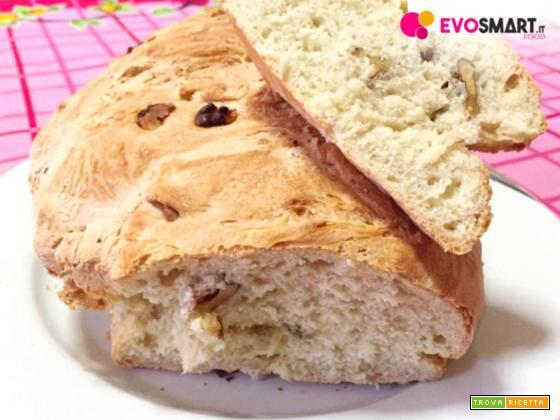 Pane alle noci fatto in casa : ecco la ricetta perfetta