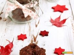 Idee per Natale: Brownies al doppio cioccolato e noci