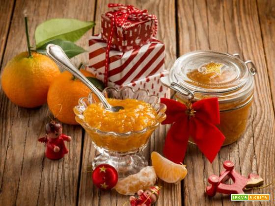 Marmellata di mandarini, un' idea regalo per Natale