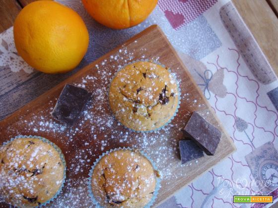 Muffin natalizi