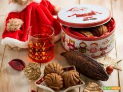 Conchiglie al cacao per Natale, che la festa abbia inizio!