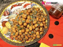 Struffoli napoletani al miele di fico d'india