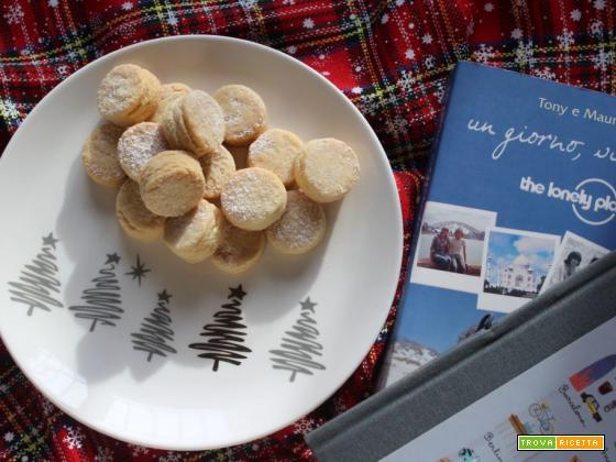Polvorones: i biscotti natalizi dalla Spagna
