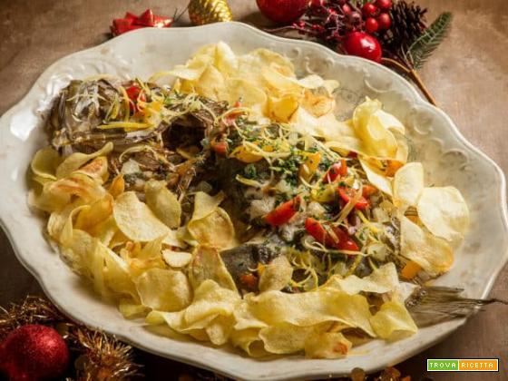 San Pietro con patate, capperi e limone: un secondo sfizioso