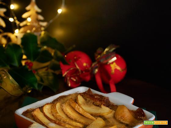 calendario dell'avvento pain perdu alle mele