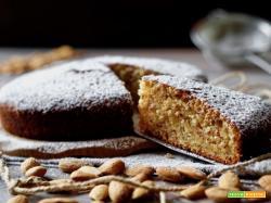 Torta Facile alle Mandorle e Arancia