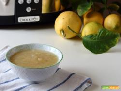 Ricetta della Marmellata di limoni di Sicilia e zenzero
