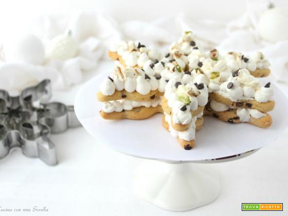 Cream tart al torrone