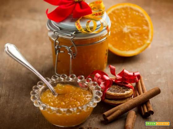 Marmellata di arance amara: perfetta idea regalo per Natale!