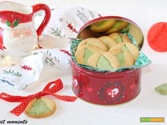 Biscotti natalizi in pasta frolla