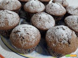 Muffin Natalizi : Ricetta Veloce