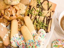 I Biscotti di Natale (classici, glutenfree e vegan)!