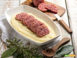 Cotechino con purè di patate: inno alla bontà a tavola
