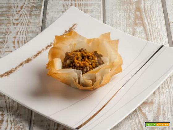 Scopri le gustose lenticchie alla curcuma