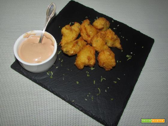 Ricetta – Baccalà in pastella