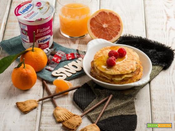 Scopette della befana per una colazione gluten free