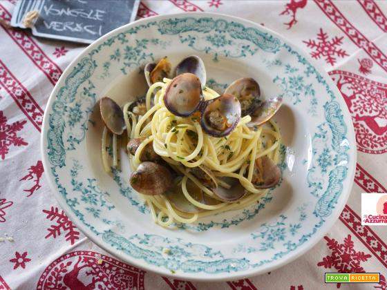 Spaghetti Alle Vongole Veraci…