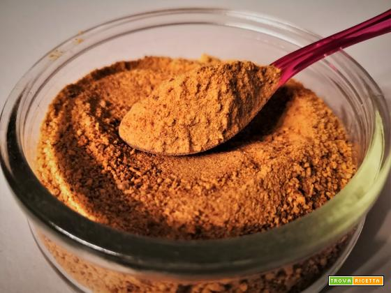 Dado granulare vegetale al microonde
