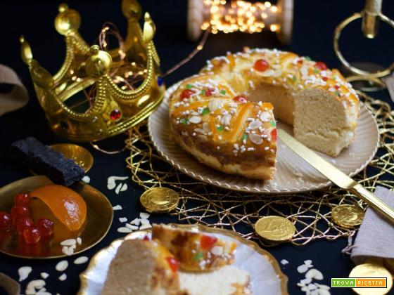 Roscon de Reyes: l'Epifania in Spagna
