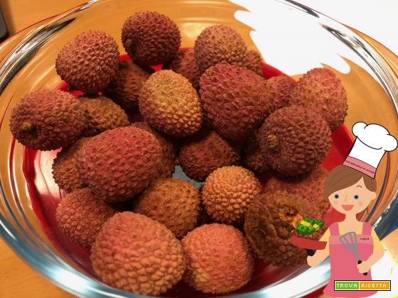 Materia Prima: i lychees
