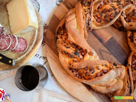 Angelica salata gusto pizza – senza latte e senza uova