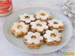 Biscotti con Crema Rossana