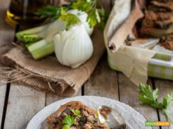 Finocchi gratinati al forno – ricetta light e veloce
