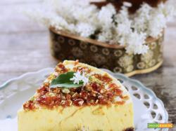 Cheesecake persiana