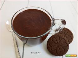 Cioccolata Calda di Chia Pudding Low Carb