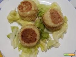 Tortini di verdure