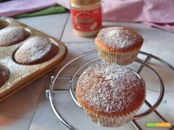 Muffin alla crema Rossana