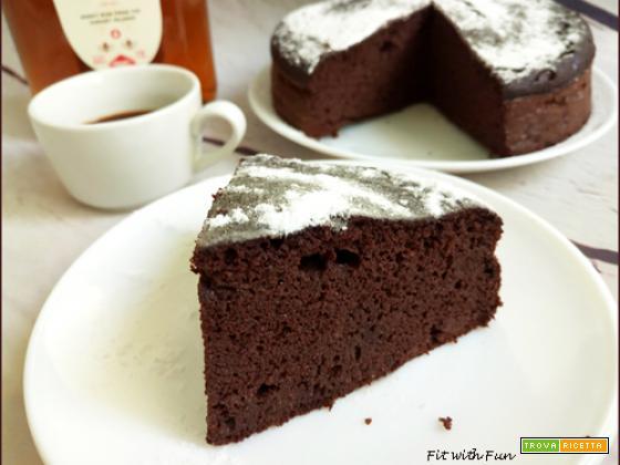 Torta Sogno Cubano al Rum e Cioccolato Senza Glutine