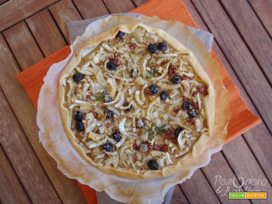 Torta Brisèe ai Finocchi