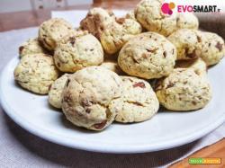 Ricetta dei kourabiedes, un tipico dolce greco preparato per voi!