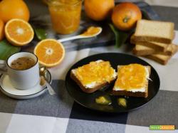 Marmellata di Arance: la ricetta di stagione