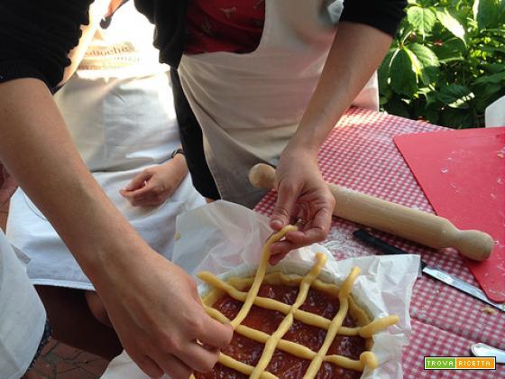 Addio al Nubilato con Corso di Cucina. E la ricetta della crostata più buona che c'è!