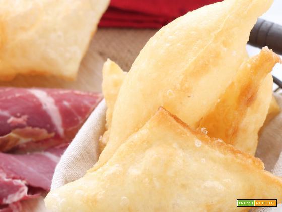 Gnocco fritto con Prosciutto di Modena DOP